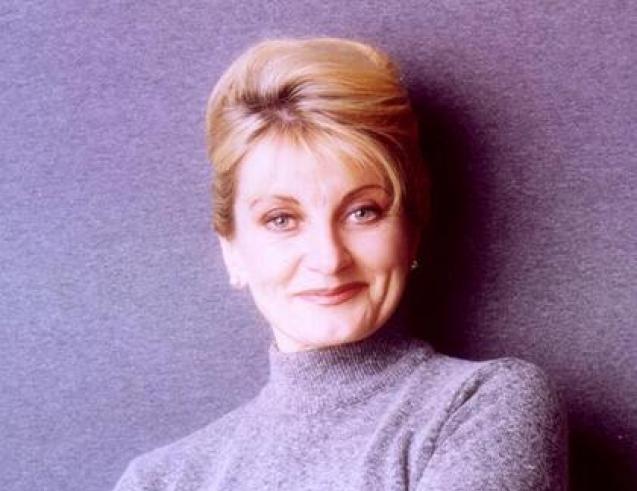 Leah Marian Jones Colour Headshot