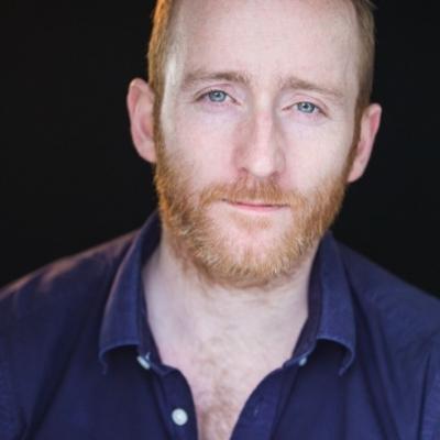 Michael Spenceley Colour Headshot