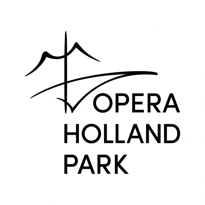 Opera Holland Park logo.